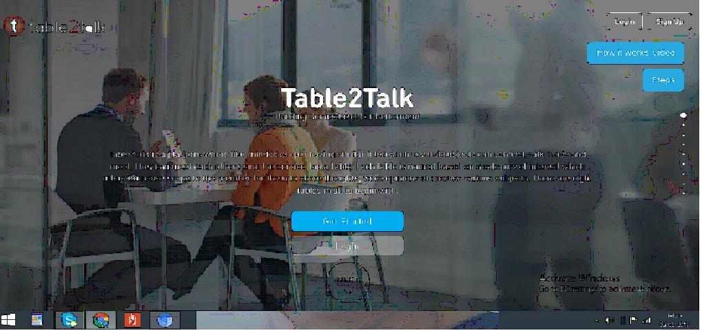 table2talk